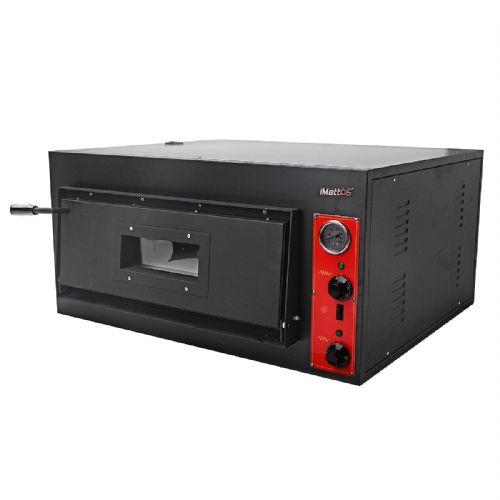 Pizza Oven Single Deck Chamber Size 610(W) x 140(H) x 610(D) mm - PO-4